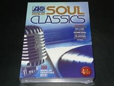 Atlantic Gold: 100 Soul Classics by Various Artists 4CD Set