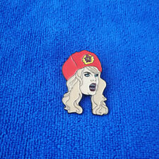 Katya Zamolodchikova Pin USSR Person Woman Girl Badge Metal Brooches Lapel Gift
