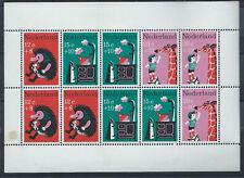 Pays-Bas Bloc N°6* (MH) 1967 - Œuvre de bienfaisance