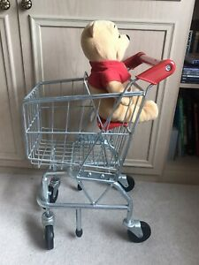 Melissa and Doug Metal Shopping Trolley, Play, Food, Kitchen, Shops 🛒🛒