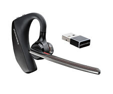 Plantronics Voyager5200 UC Black Ear-Hook Headsets for PC