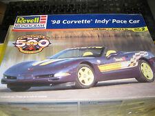 REVELL/MONOGRAM, 1998 CORVETTE INDY PACE CAR MODEL KIT