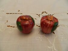 Franciscan China Apple Salt & Pepper Shakers 5-1