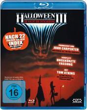 Halloween 3 III - Season Of The Witch - Michael Myers NEW Blu-Ray Region B Uncut