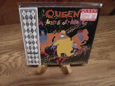 QUEEN KIND OF MAGIC REPLICA TO THE ORIGINAL LP JAPAN 04 TOSHIBA/EMI RARE OBI CD