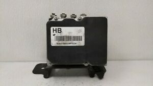 2008-2011 Gmc Acadia Abs Pump Control Module 120845
