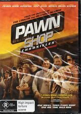Pawn Shop Chronicles Film - Region 4 DVD - New and Sealed