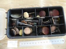 USEFUL ABRASIVE PADS / POLISHING TOOLS FOR THE WATCHMAKER