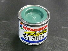 HUMBROL ENAMEL : N° 88 DECK GREEN MATT - 14ml - NEUF