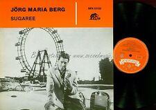 LP--JÖRG MARIA BERG--SUGAREE--