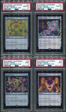 Secret Lair Seeing Serum Visions Foil PSA 9 & 10 Gem Mint MTG Magic