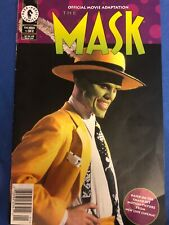 the mask comic book