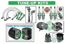 TUNE UP KITS for CL 98-02 ACCORD (LX, EX,SE) ODYSSEY OASIS SPK PLUG WIRE SET CAP