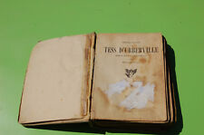 Thomas Hardy-Tess De Urberville-Paris La Sirena 1924 312 Páginas