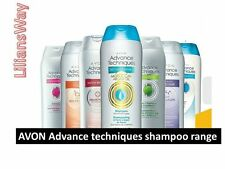 Avon Advance Techniques Shampoo & Conditioners 250ml EACH~Various~SALE