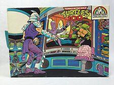 Vintage 1987 Teenage Mutant Ninja Turtles Technodrome TMNT Complete Puzzle w/Box