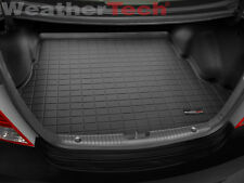 WeatherTech Cargo Liner Trunk Mat for Hyundai Accent Sedan - 2012-2016 - Black