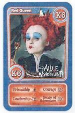 MORRISONS CARD - MAGICAL MOMENTS - DISNEYLAND PARIS - (K6) RED QUEEN