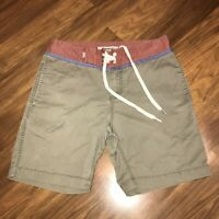 "Mens 29 QUIKSILVER Boardshorts 7.5"" Inseam Swim suit trunks Board Shorts Stretch"