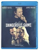 Dangerous Game [New Blu-ray]