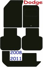 Dodge Journey Tailored car mats ** Deluxe Quality ** 2011 2010 2009 2008