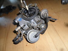 Subaru Justy  Vergaser