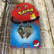 Pokemon Broch Onyx Best Friends Necklace Choker Nintendo Officially Licensed