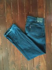 Levis 505 Mens Denim Jeans - Size 38/34 FREE SHIPPING