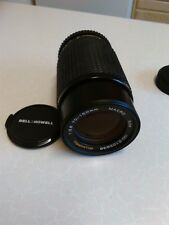 Vintage Bell & Howell 70-150mm f/3.8 Macro Zoom Lente Chinon Mount (954)