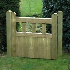 3ft X 3ft Regency Wooden Garden Gate   Pressure Treated Quality Pedestrian  Gates