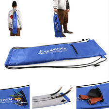 Archery Simple Takedown Recurve Bow Bag Case Portable Carry Cover Hunting Canvas