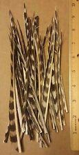 """50 Wild Turkey Biot Strips Fly Tying Feathers 5""""-9"""""""