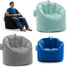 Bean Bag Chair Summer Comfort Lounger Adult Kids Seat 32x 28x25 Big Joe Milano
