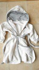 * Süßes weißer Bademantel C&A. Gr. 80/86 - Girlies *