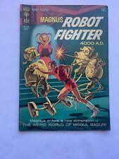 MAGNUS ROBOT FIGHTER 4000 AD #15 Gold Key Comics 1966