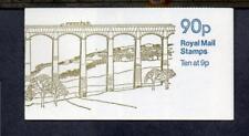 Gb 1978-1979 Fg3A British Canal Series - Llangollen 90P Booklet