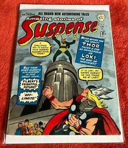 AMAZING SUSPENSE #29 Marvel Alan Class Journey into Mystery #85 1st App LOKI HTF