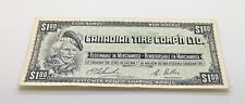 Canadian Tire Money  $ 1 1961 CTC.S1 - F