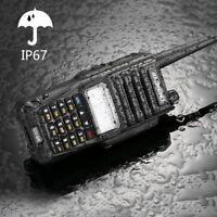 Baofeng UV-9R Walkie Talkie Portable Transceiver Two-way Radio Waterproof IP67