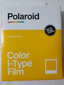 Polaroid Color Film for I-Type PRD006000 - 8 Instant Photos Not For Vintage