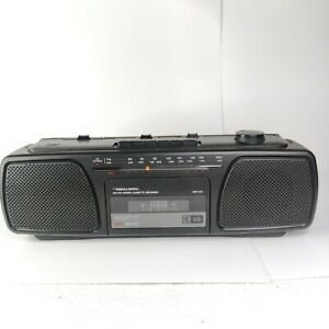 *NEW IN BOX* Vintage Realistic SCR-210 Portable Radio Cassette Boombox AM/FM