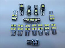 Mercedes S W221 + AMG FULL LED Interior Lights KIT SET 15 pcs SMD Bulbs White