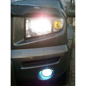 Xenon Halogen Fog Lamps Driving Light Kit for 2006 2007 2008 Honda Ridgeline