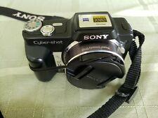 Sony Cyber Shot DSC-H3 8.1 Megapixels Digital Camera 10x Zoom power cable no bat