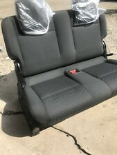 volkswagen caddy Double Bench Rear Seats- VW caddy