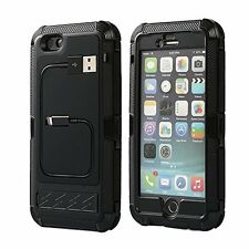 RedPepper iPhone 6 Aluminum Alloy Metal Corning Gorilla Glass ShockProof Case