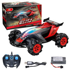 Z108 2.4G 1/10 4CH 4WD Off-road RC Car Stunt Tire Lateral Drift Racing Vehicle A