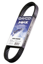 DAYCO HPX DRIVE BELT *1404748 1998 ARCTIC CAT  ZR 500 HPX5017 HPX5017