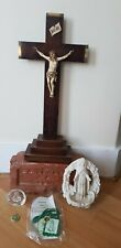 Collection of Religious Catholic Items
