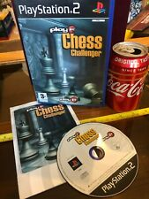 Chess Challenger Play it ps2 Playstation 2 Videospiel